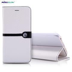 Nillkin Ice iPhone 6S / 6 Tasche im Lederstil in Weiß