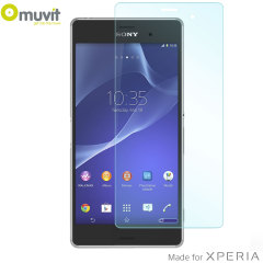 Muvit Tempered Glass Sony Xperia Z3 Screen Protector