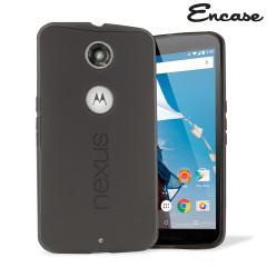 Flexishield Google Nexus 6 Hülle - Smoke Black