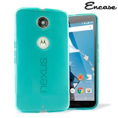 Coque Google Nexus 6 Flexishield – Bleue