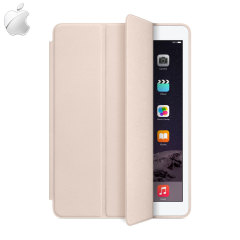 Apple Leather Smart Case voor iPad Air 2 - Creme