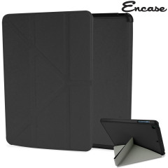 Encase Folding Stand iPad Mini 3 / 2 / 1 Case in Schwarz