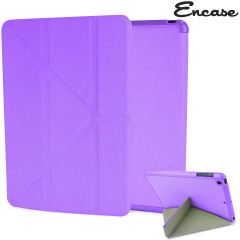 Housse iPad Mini 3 / 2 / 1 Encase Folding Stand - Violette