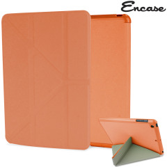 Encase Folding Stand iPad Mini 3 / 2 / 1 Case in Orange
