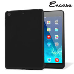 FlexiShield Gel Case iPad Mini 3 / 2 / 1 Hülle in Schwarz
