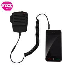 Walkie talkie de taxi para tu smartphone Fizz Taxi Talk