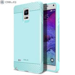 Coque Samsung Galaxy Note 4 Obliq Flex Pro - Menthe