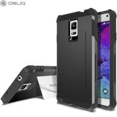 Obliq Skyline Pro Samsung Galaxy Note 4 Stand Case - Black