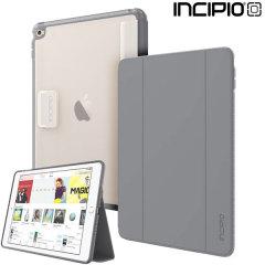 Incipio Octane Leather-Style iPad Air 2 Folio Case - Frost Smoke