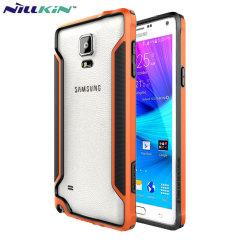 Nillkin Armor Border Samsung Galaxy Note 4 Bumper Hülle in Orange