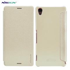Nillkin Sparkle Folio Sony Xperia Z3 Case - Gold