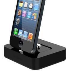 Cover-Mate Cradle for iPhone 6S / 6 & Lightning Devices - Black