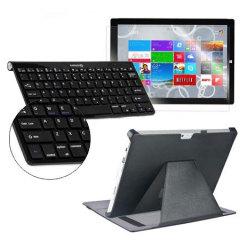 Pack Accessoires Premium Microsoft Surface Pro 3 - Noir