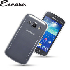 Encase Flexishied Case For Samsung Galaxy Ace 3 - Frost White