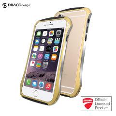 Draco Ducati 6 iPhone 6S / 6 Aluminium Bumper - Champagne Gold