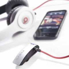 Make your wired headphones wireless - Bluetooth wireless receiver