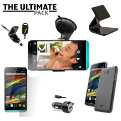 The ultimate Wiko Slide accessory pack contains must have items for your phone. Designed to protect and store your Slide at home, in the office and in the car.