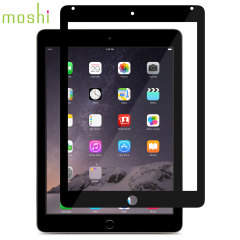 Moshi iVisor XT iPad Air 2 Screen Protector - Zwart