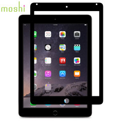 Moshi iVisor AG iPad Air 2 Screen Protector - Zwart