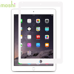 Moshi iVisor AG iPad Air 2 Displayschutzfolie in Weiß