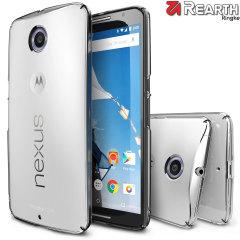 Rearth Ringke Slim Nexus 6 Case - Kristalhelder