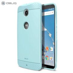 Obliq Flex Pro Nexus 6 Case - Mint