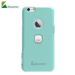 Coque iPhone 6S Plus / 6 Plus iSelf Kisomo - Verte