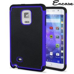 Proteggi il tuo Samsung galaxy Note Edge da urti e graffi con questa custodia resistente ed affidabile. Caratterizzata da interno in TPU e da un esoscheletro protettivo, per una protezione perfetta. Colore blu.