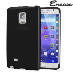 Capa Flexishield para Samsung Galaxy Note Edge - Preto