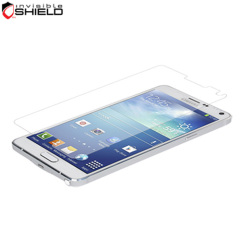 InvisibleShield Tempered Glass Screen Protector - Galaxy Note 4
