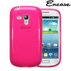 Encase FlexiShield Samsung Galaxy S3 Mini Case - Pink
