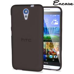 Capa Flexishield para HTC Desire 620 - Preto