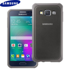 Official Samsung Galaxy A3 2015 Protective Cover Plus Case - Brown