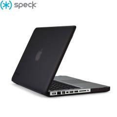 """La funda Speck SeeThru SPK-A2413 proporciona a su MacBook Pro Retina 13"""" una protección increíble contra el uso del día a día sin apenas añadir volumen al portátil."""