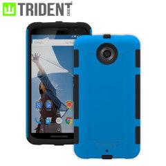 Trident Aegis Nexus 6 Protective Case - Blue