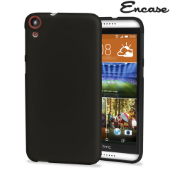 Encase FlexiShield HTC Desire 820 Case - Black