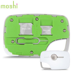 Moshi Xync Charge & Sync Lightning Cable, SIM Card & Eject Tool Holder