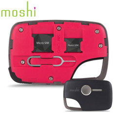 Moshi Xync Charge & Sync Micro USB Cable, SIM Card & Eject Tool Holder