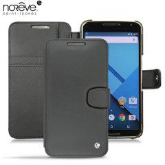 Housse cuir Nexus 6 Norêve Tradition B - Noire