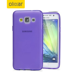 Encase FlexiShield Case Samsung Galaxy A5 Hülle in Purple