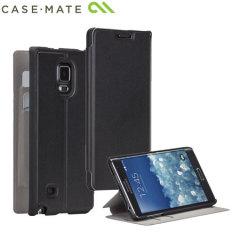CaseMate Slim Folio Samsung Galaxy Note Edge Hülle in Schwarz