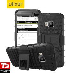 Custodia ArmourDillo Olixar per HTC One M9 - Nero