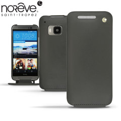 Noreve Tradition HTC One M9 Leather Case - Black