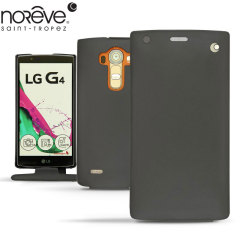 Noreve Tradition LG G4 Ledertasche in Schwarz