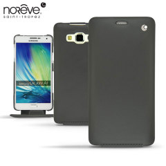 Custodia in pelle Tradition Noreve per Samsung Galaxy A7 2015  - Nero