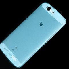 Encase FlexiShield Huawei Ascend G7 Gelskal - Blå