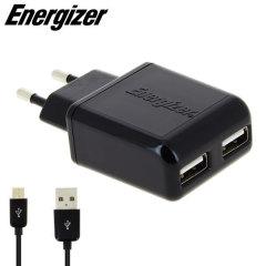 Cargador de pared DUAL USB Energizer