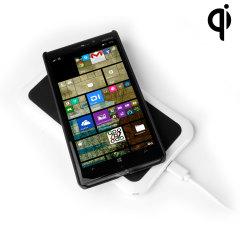 Qi Wireless Charging Pad - White