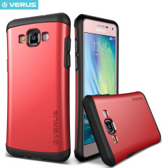 Verus Thor Samsung Galaxy A7 2015 Suojakotelo - Punainen