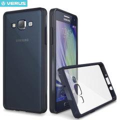 Verus Crystal Mix Samsung Galaxy A7 2015 Suojakotelo - Kristalli musta